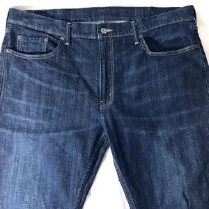 Levi's 559 Relaxed Straight Zipper Jeans 40 x 31
